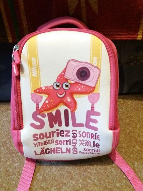 Рюкзак детский Nikon