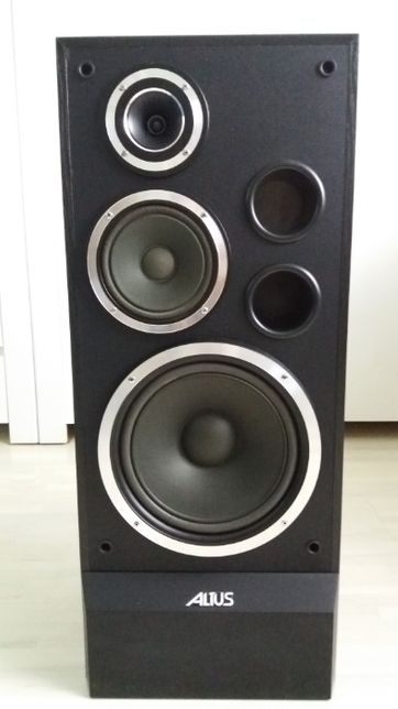 kolumny głośnikowe altus 200