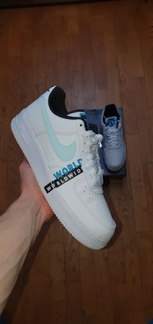 Nike Air Force 1 Low Blue Worldwide