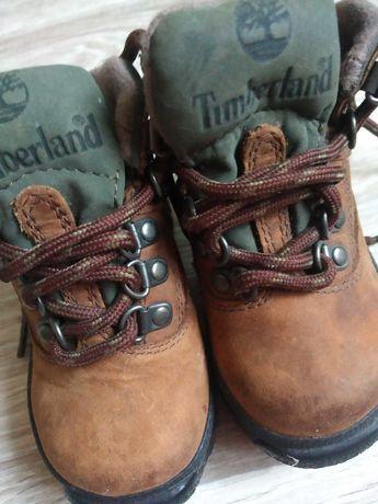 Ботинки Timberland  22размер