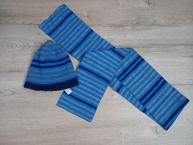 Zestaw Cool Club, czapka+szalik, Smyk r104+ (54cm)