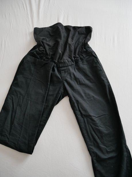 Spodnie ciążowe S