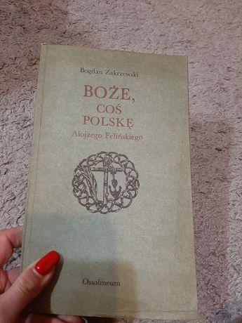 Boże, coś polskę Bogdan Zakrzewski - Alojzego Felińsliego
