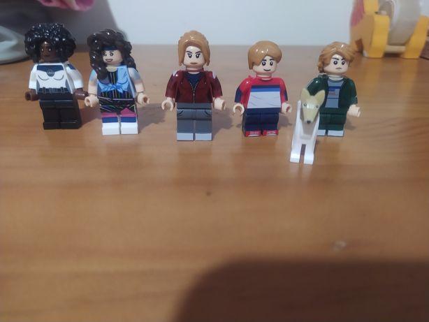 Minifiguras tipo LEGO