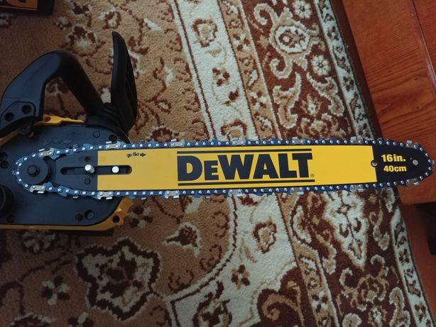 Цепь Oregon с заводского комплекта  электропилы Dewolt DCM 575