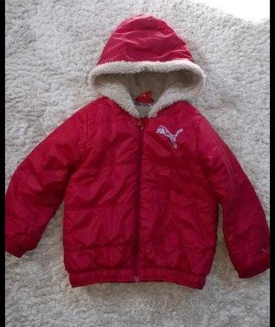 Куртка Puma оригинал на 4-5 лет