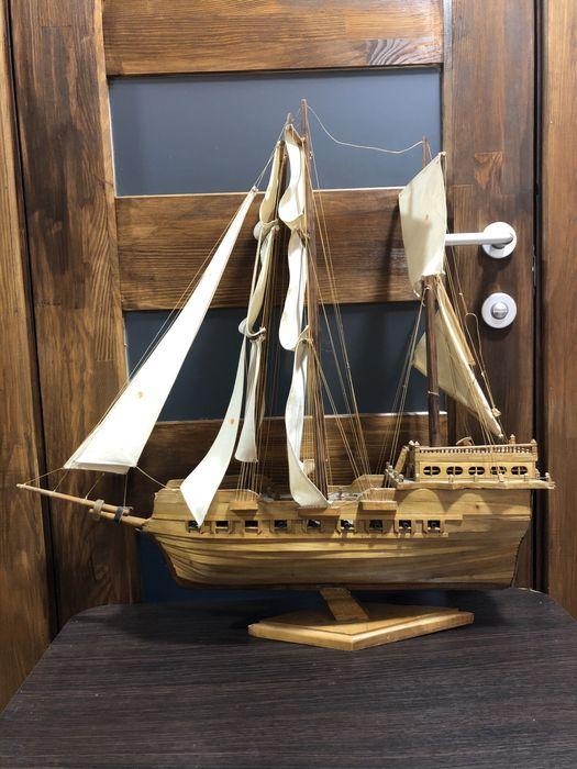 Деревянный корабль ручной работы Одесса - изображение 1