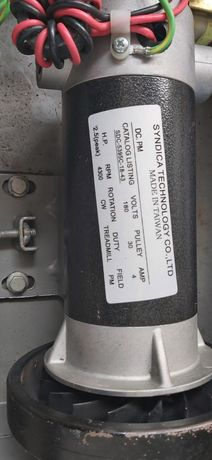 Motor de passadeira elétrica