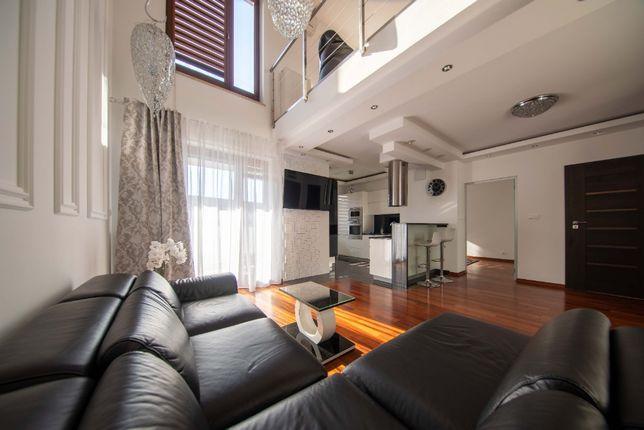 Luksusowy apartament dwupoziomowy na Mokotowie - 2 tarasy, 3 pokojeewd