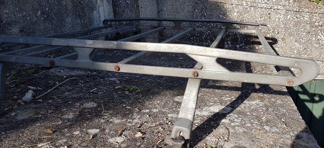 Grade para tejadilho (transporte de bagagem) 100x100x10cm