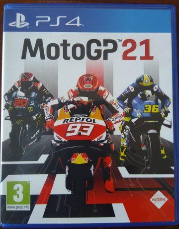 MotoGP 21 + oferta steelbook motogp 19