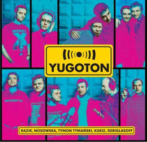 Yugoton (LP) wydanie limitowane vinyl Kazik Kukiz Nosowska