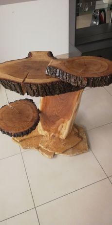 Stolik robiony recznie
