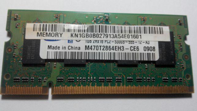Память ОЗУ DDR2 для Ноутбука