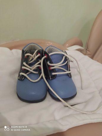 Продам черевички для хлопчика