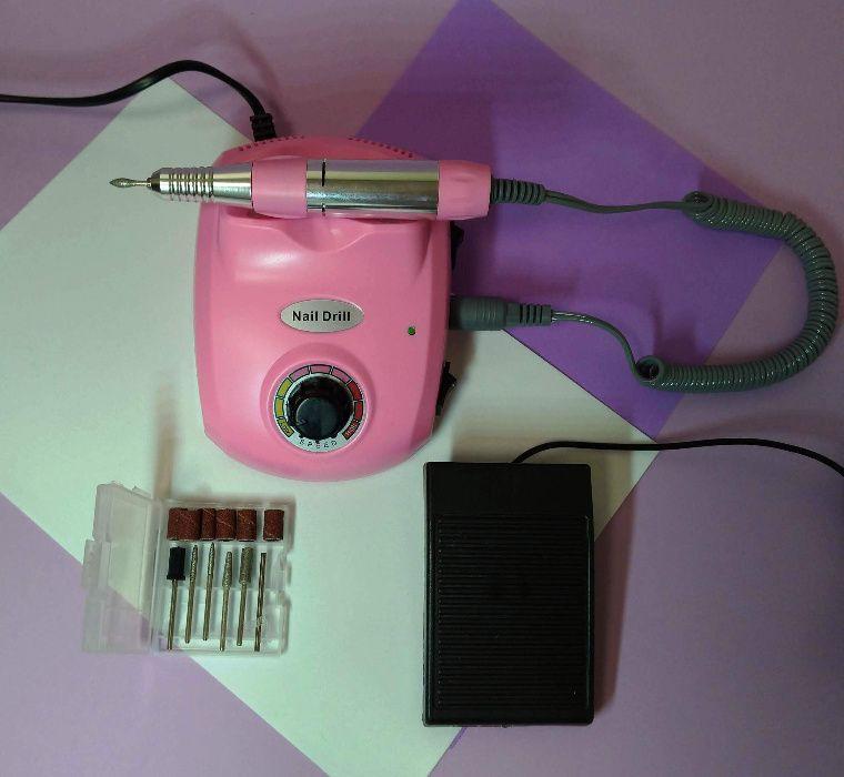 Beauty Nail Master машинка для педикюру манікюру з педаллю 30W Львов - изображение 1