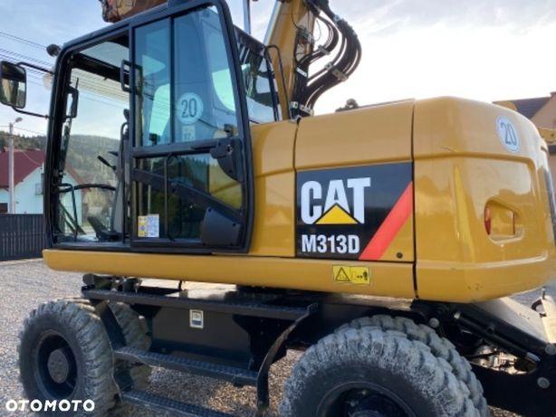 Caterpillar 313 D  CAT M313D Serwis Niemcy 3050 H