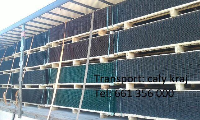 Panele/Panel/Słupek/Słupki Ogrodzeniowe fi 4mm Grafit-Antracyt - 1,53h