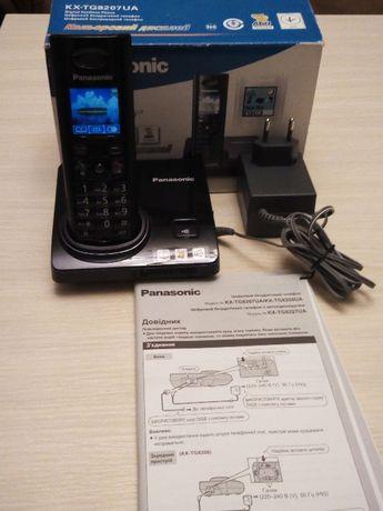 Радиотелефон DECT Panasonic KX-TA8207UA