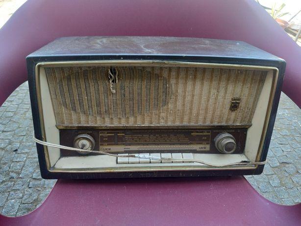 Rádios antigos a válvulas várias marcas