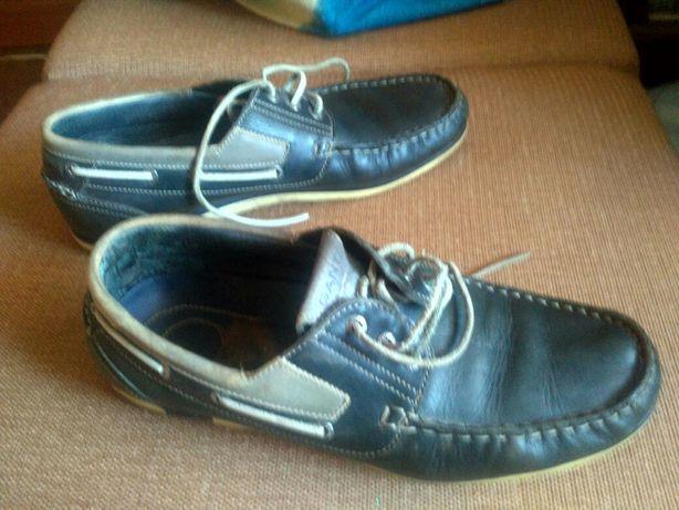 Ботинки мужские Gant кожаные кроссовки р 45  29см