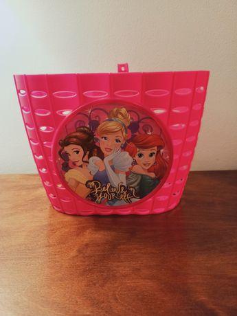 Koszyk do roweru Disney księżniczki