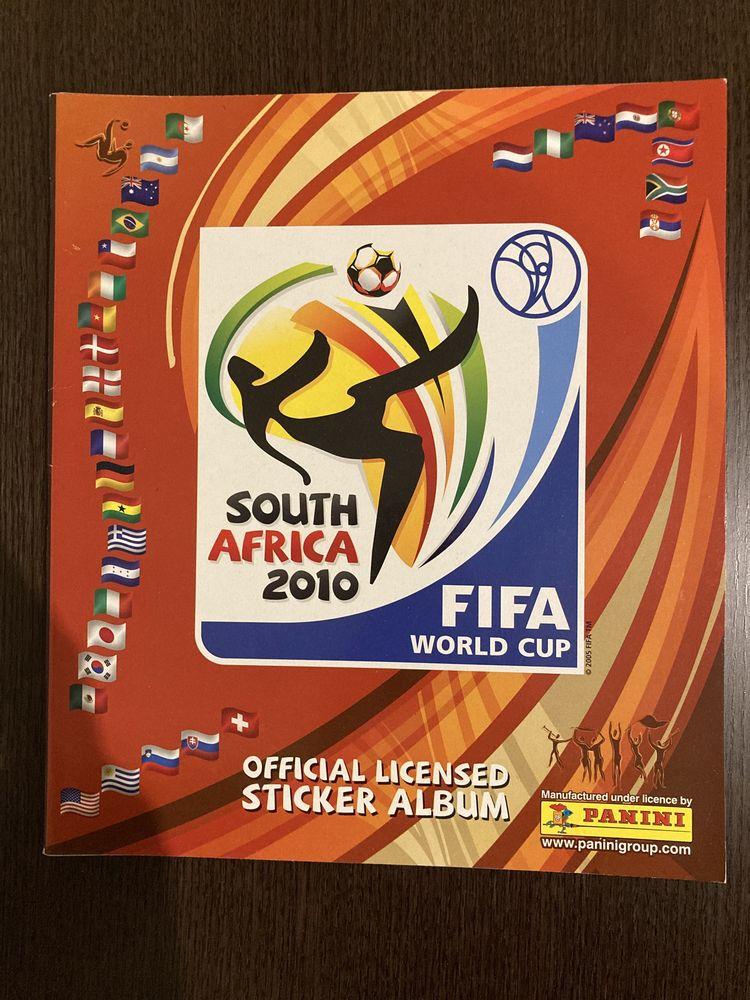 Caderneta Panini FIFA World Cup South Africa 2010