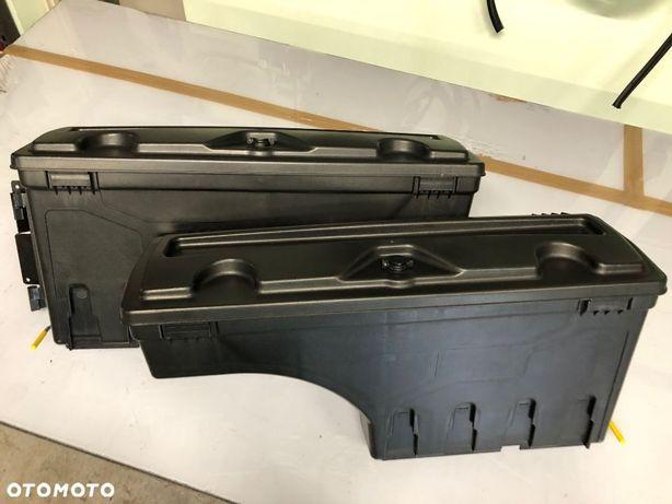 Skrzynki - pudełka na pakę Dodge, Ford, Chevrolet