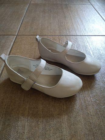 Butki baletki baleriny czułenka H&M r.27