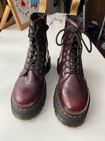 Женские ботинки Dr. Martens Jadon Vegan оригинал