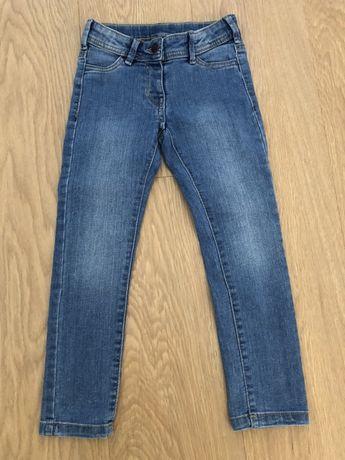 Spodnie jeansowe, jeansy r.110 Palomino, C&A