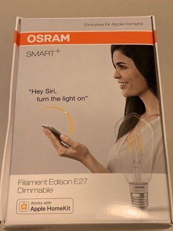 Żarówka led Osram Smart+ bluetooth Filament Edison E27 5,5W 650lm 2700