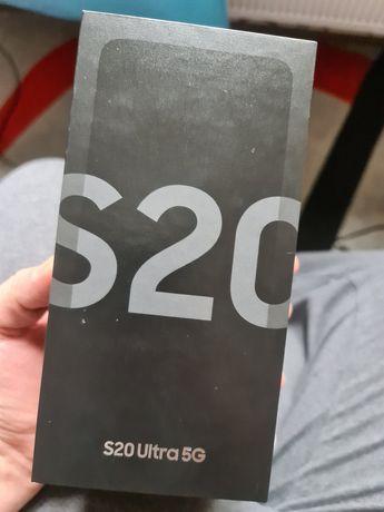 Samsung galaxy s20 ultra 5G 12/128