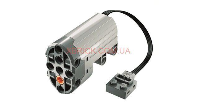 Lego technic детали (лего техник)Motor 9V Power Functions Servo bb572c