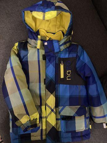 Термо костюм зима! Куртка и полукомбенизон NANO+бонус шапка NANO