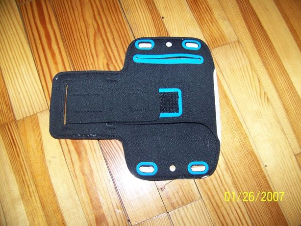 Opaska do biegania na smartfon lub mp4 damska nowa