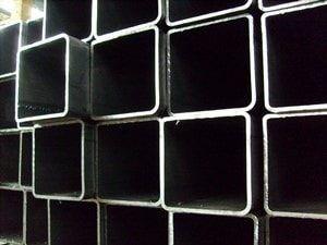 Profil stalowy 80x80x3 słupy, konstrukcje stalowe