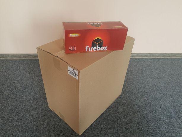 Гильзы для набивки табака, сигаретні гільзи firebox 10000 штук 800грн