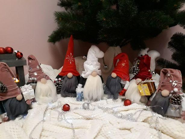 Скандинавский гном, новогодний декор, подарок