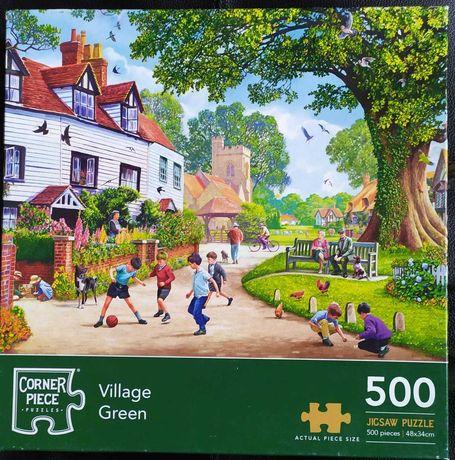 Sprzedam puzzle 500 Corner Piece