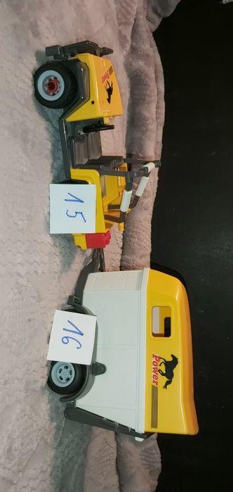 Auto z przyczepą Playmobile Trzebielino - image 1