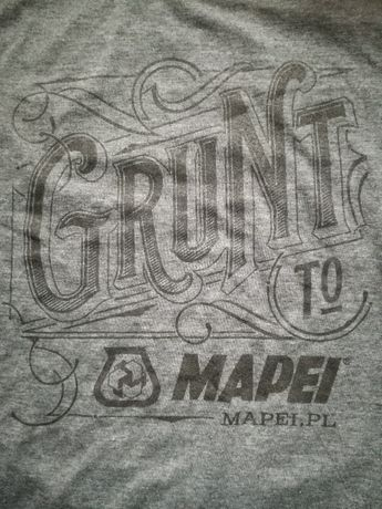 T-shirt Mapei z logo koszulka