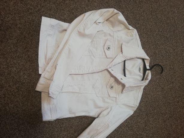 Джинсовий новий піджак 36 - 38 розмір