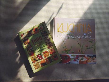 Książka kucharska Kuchnia wegetariańska K. Rozmysłowicz