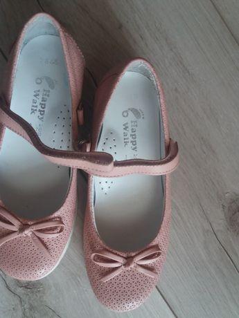 Туфли для девочки кожа 29 размер