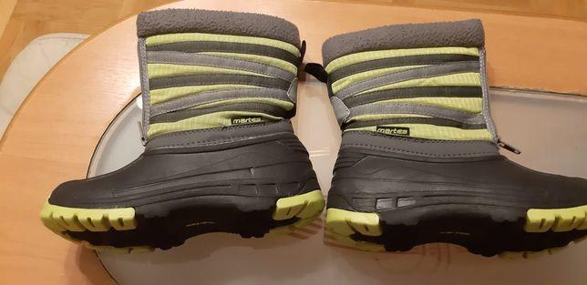Buty śniegowce firmy MARTES rozmiar 33