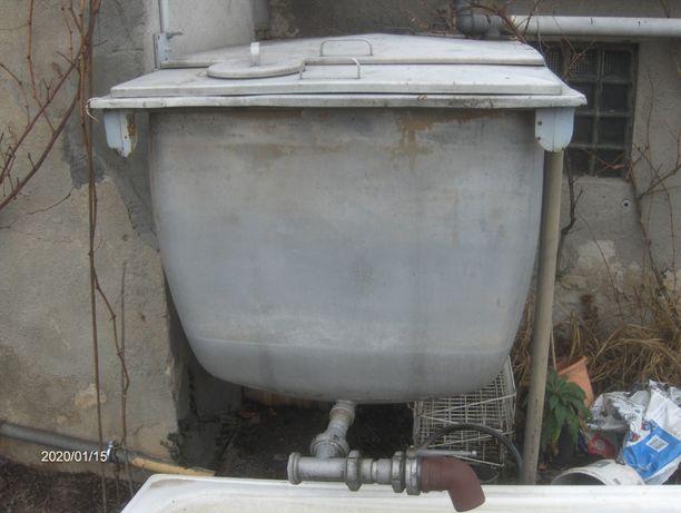 Wanna aluminiowa 1200 litrów