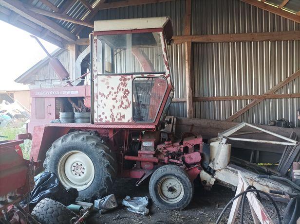 Sieczkarnia do kukurydzy hesston 7550