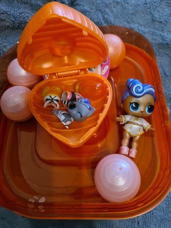LOL bubbly pomarańczowy