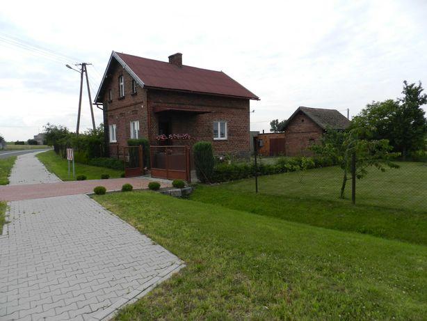 Dom - nieruchomość - duża działka - sprzedaż